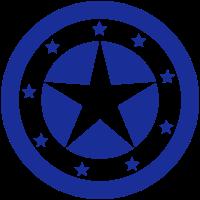 Stern / stars (texas, 1c)