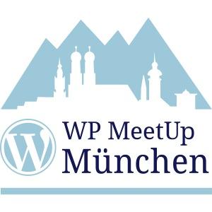 Meetup Logo weisses Shirt