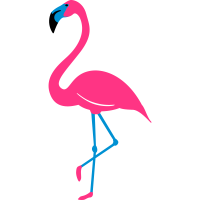 Flamingo Single Deluxe Balance