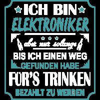 Elektroniker trinken