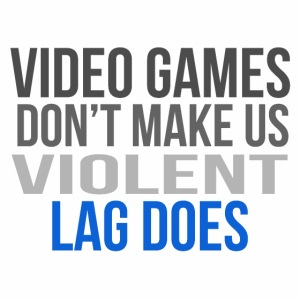 Video games lag