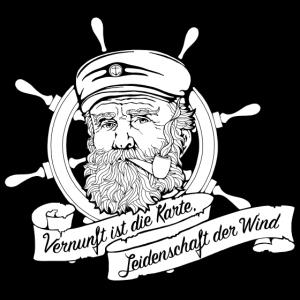 Seemann schwarz