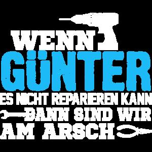 GÜNTER - kann es reparieren