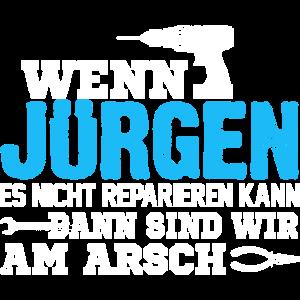 JURGEN - kann es reparieren