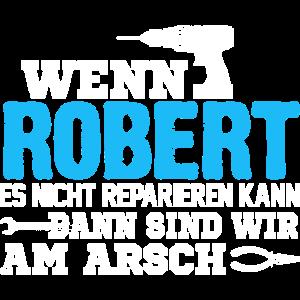 ROBERT - kann es reparieren