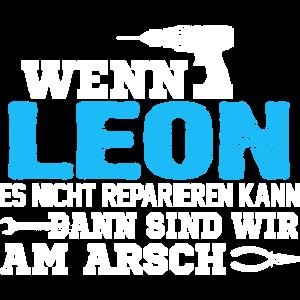 LEON - kann es reparieren