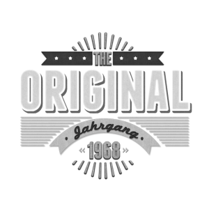 Jahrgang 1968 - The Original
