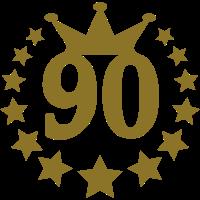 90_real_Stern krone