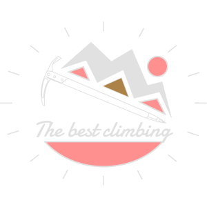 Klettern Emblem