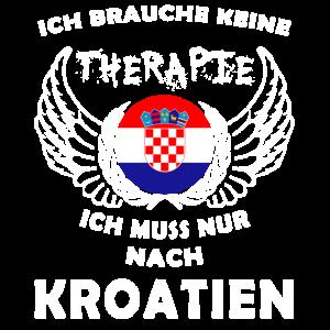 Therapie Kroatien