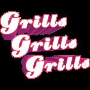 Grills Grills Grills