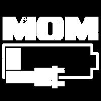 Mom Battery! Mum! Mutter! Mama! Geschenk