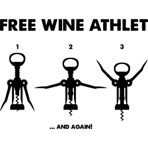 Free wine athlet