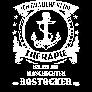 keine Therapie ich bin ein waschechter Rostocker