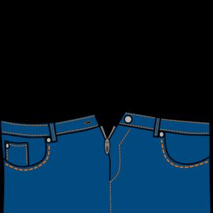 Jeans kleiner 1
