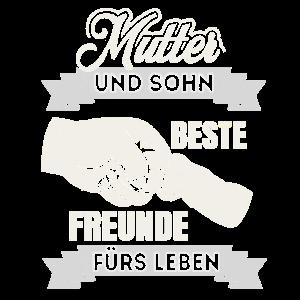Mutter und Sohn - Beste Freunde - DE