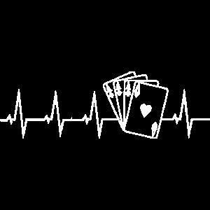 Poker - Herzschlag