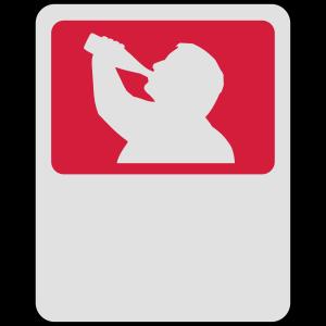 Drinking Team - blanko