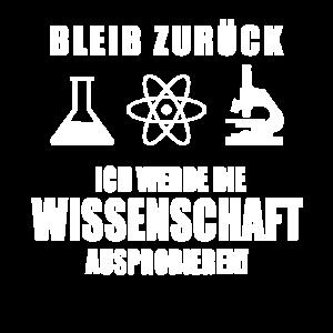 Bleib zurück - Wissenschaft