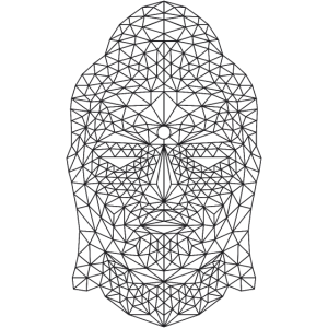 Buddha black
