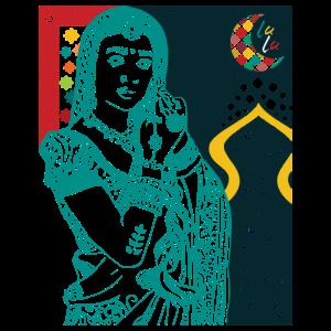 Hindu Frau