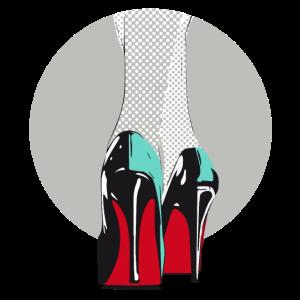 high heels absatz manolos pop sexy Model laufsteg