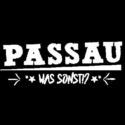 Stadt! Liebe! Passau! Stolz! - Das perfekte Design für alle stolzen Passauer! - westen,town,lieben,deutsch,Was sonst,Stolz,Stadt Deutschland,Passau,Heimatstadt,Heimatland,Heimat,Geschenkidee,Geschenk,Familie