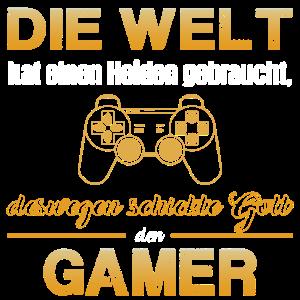 Gamer Held