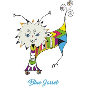 Blue Jarret