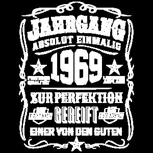 Jahrgang 1969 Geschenk 50. Geburtstag 50 jahre