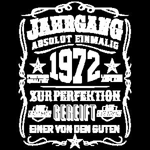 Jahrgang 1972 Geschenk 46. Geburtstag 46 jahre