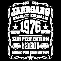 Jahrgang 1976 Geschenk 43. Geburtstag 43 jahre
