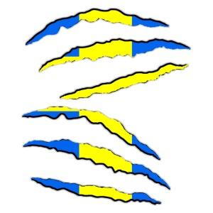 Clawed Sweden