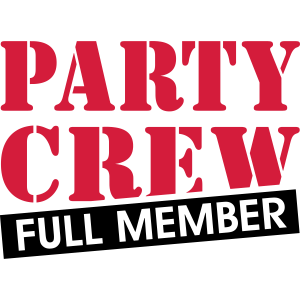 Party Crew Full Member Sommerfest Team