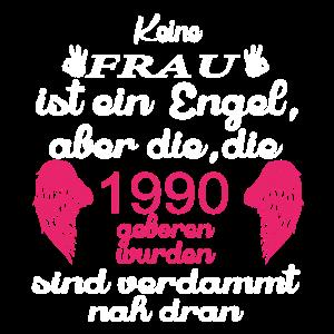 Frau Engel 1990