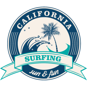 Surfing Label