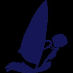 Windsurfing Kid