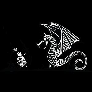 Ritter gegen Drachen