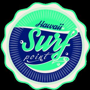 Surfing Label