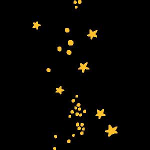 Krumme Sterne