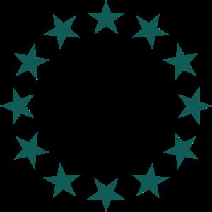 Sterne Kreis