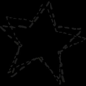 32 Sterne 9 png vectorstock 1112727