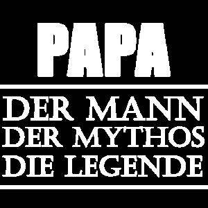 Papa - Mann, Mythos, Legende