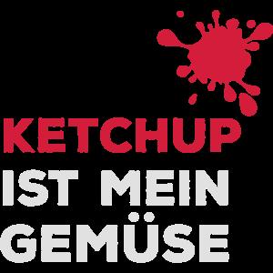 Ketchup ist mein Gemüse
