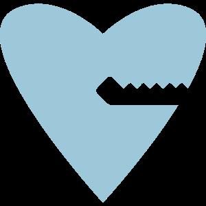 Herzschlüsselloch