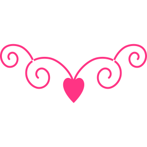 Ornamentales Herz