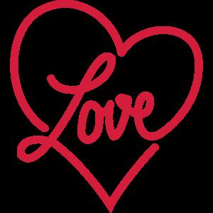 Liebe Wort Kunst
