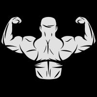 Bodybuilder beugen