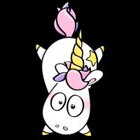 handstand unicorn