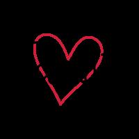 Familie Herz Liebe Gemeinschaft Zusammenhalt